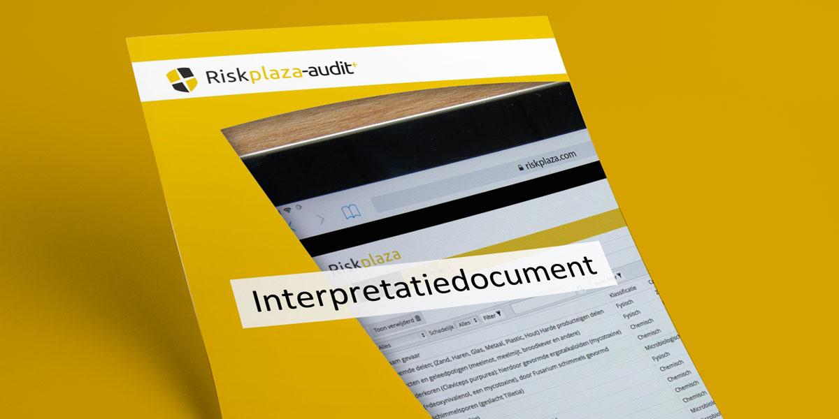 Interpretatiedocument bij versie 5